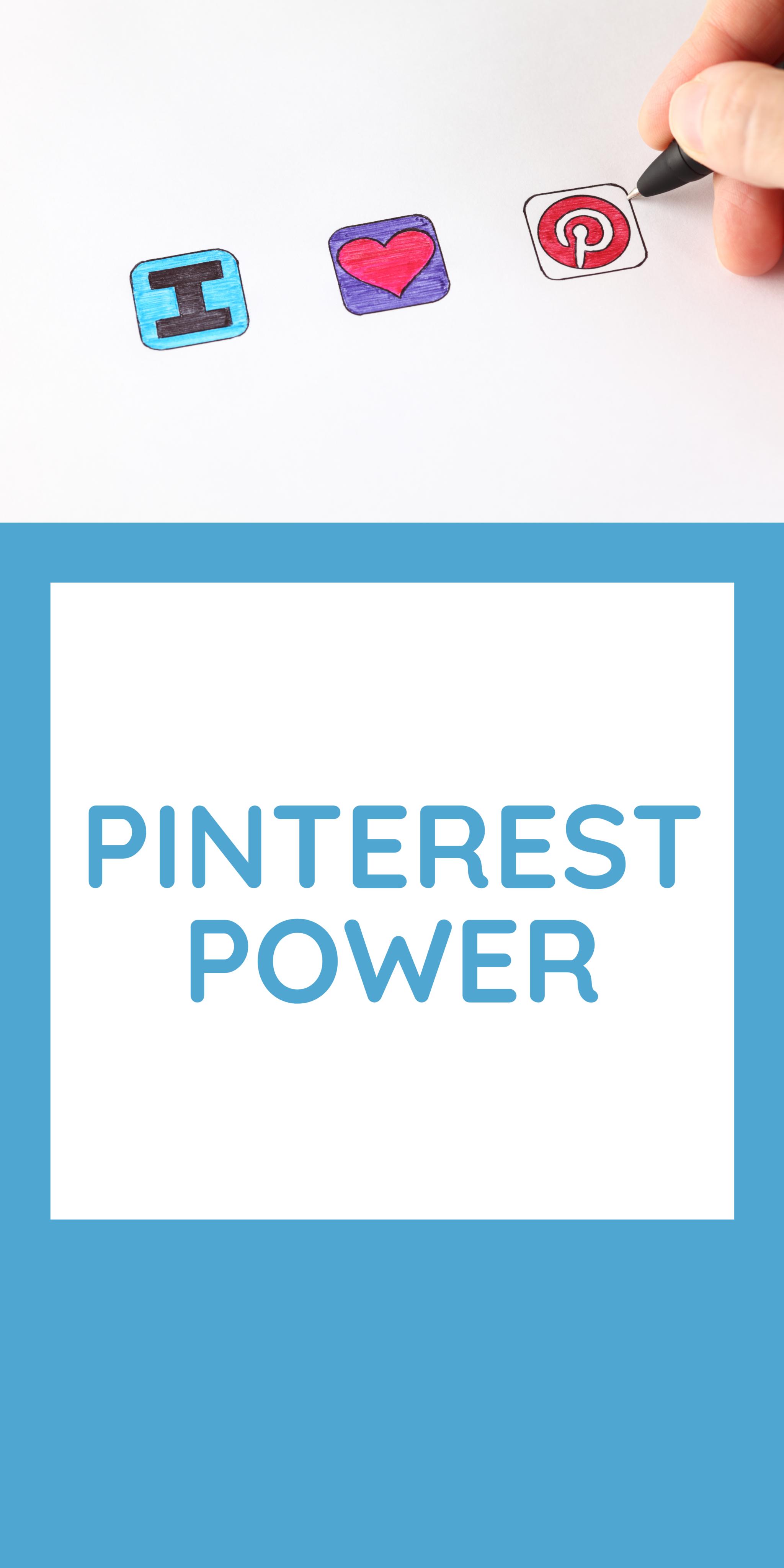 Marjency - la méthode pinterest power